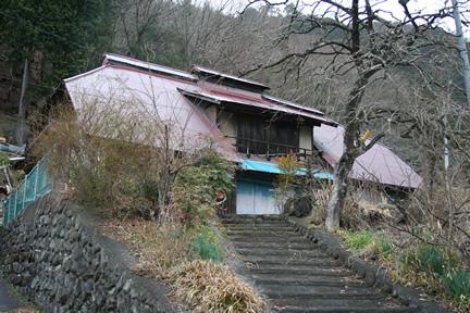早川町の住まい