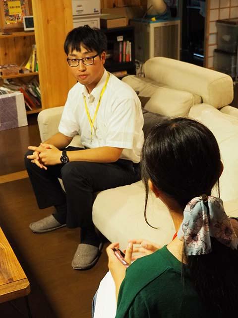 水野雄介さん
